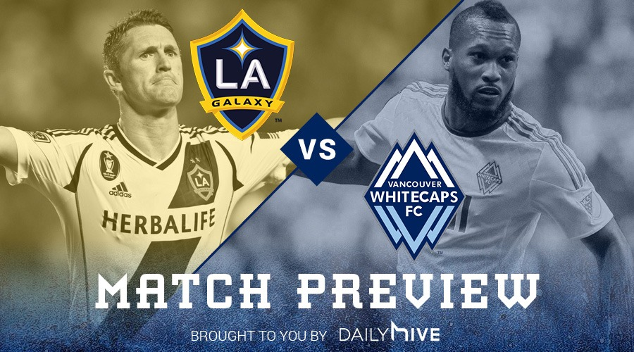 Match preview: Whitecaps FC try to reignite playoff drive against LA Galaxy