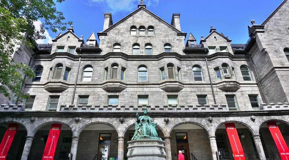 McGill ranks as the third best university in Canada