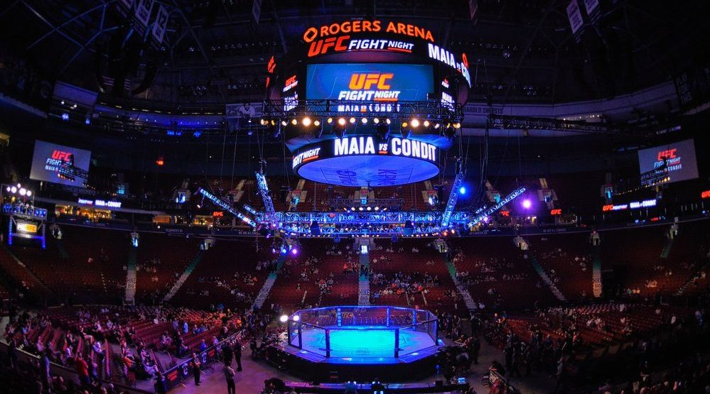 UFC Vancouver delivers an epic night in the octagon (PHOTOS)