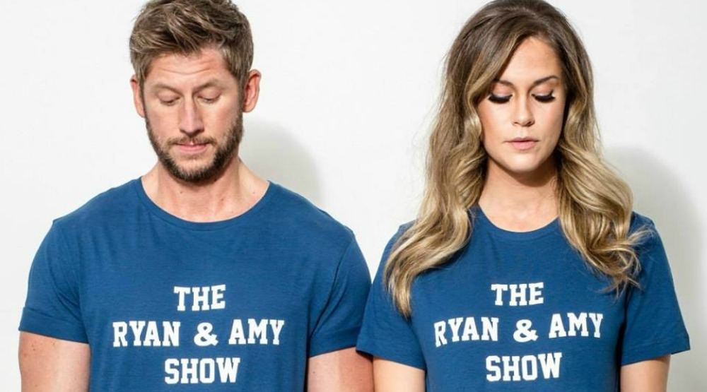 Interview: Comedians from The Ryan and Amy Show spill their secret to making people laugh