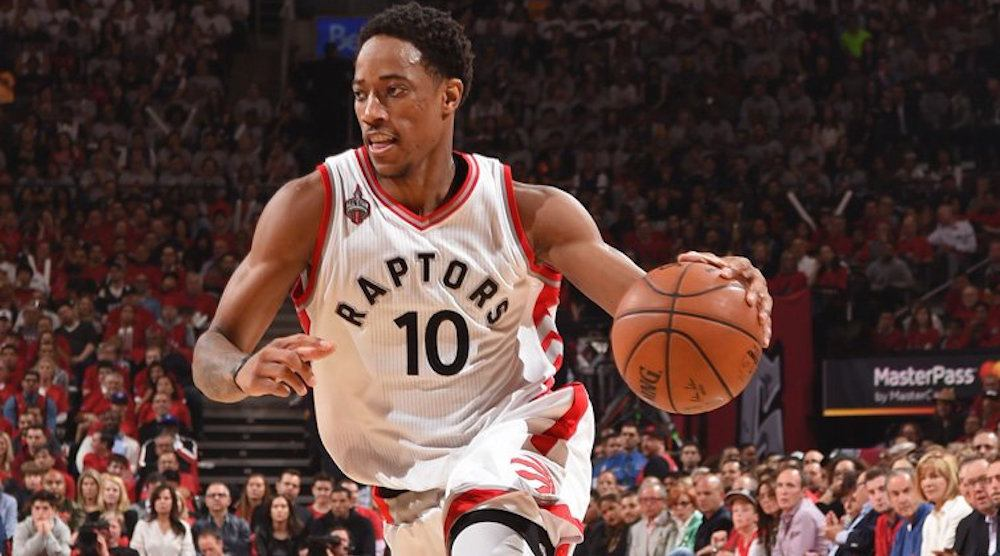 DeRozan set to become Raptors all-time points leader