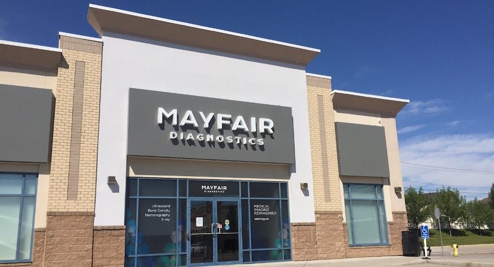 Mayfair diagnostic clinc 1