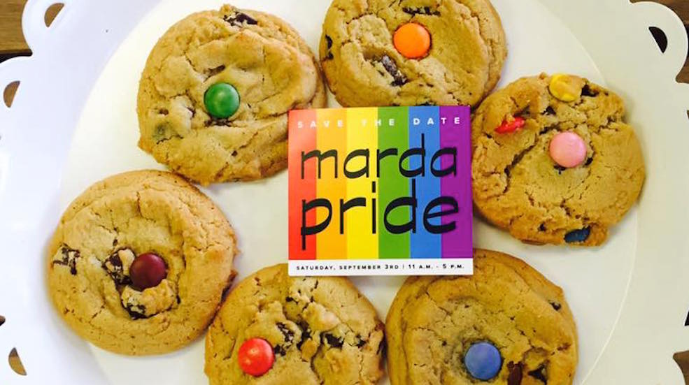 Marda pride
