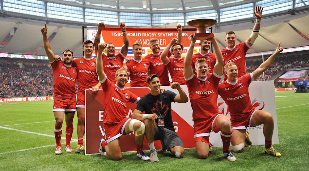 Ticket prices released, seating capacity increased for Rugby Sevens Vancouver 2017