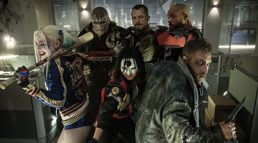Behind the scenes: 90% of Suicide Squad's visual effects were made in Vancouver