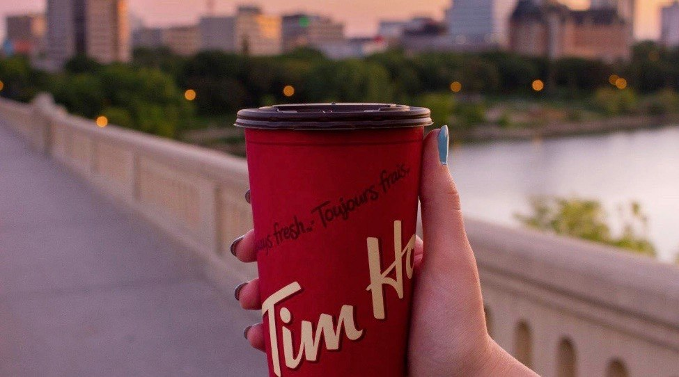 Tim Hortons announces UK expansion