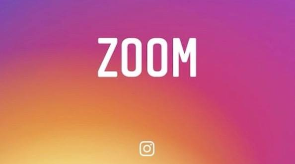 You can FINALLY zoom in on Instagram