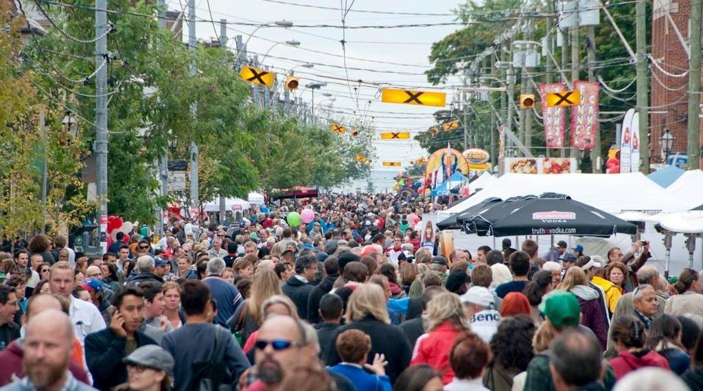 Free events Toronto September