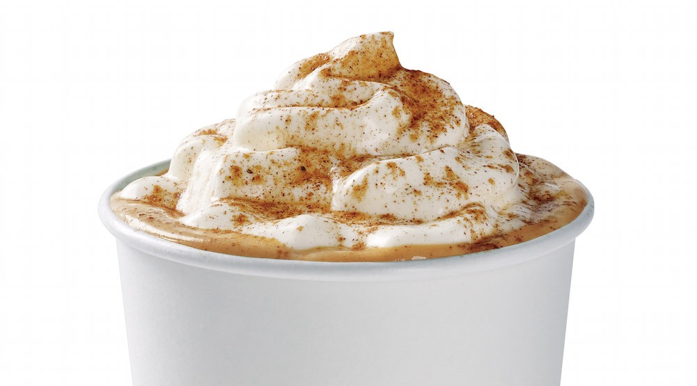 Oh Em Gee! Starbucks Pumpkin Spice is back and there's a brand NEW drink to order