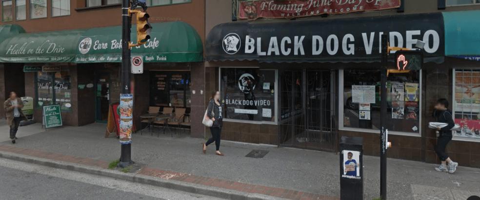 Black Dog Video