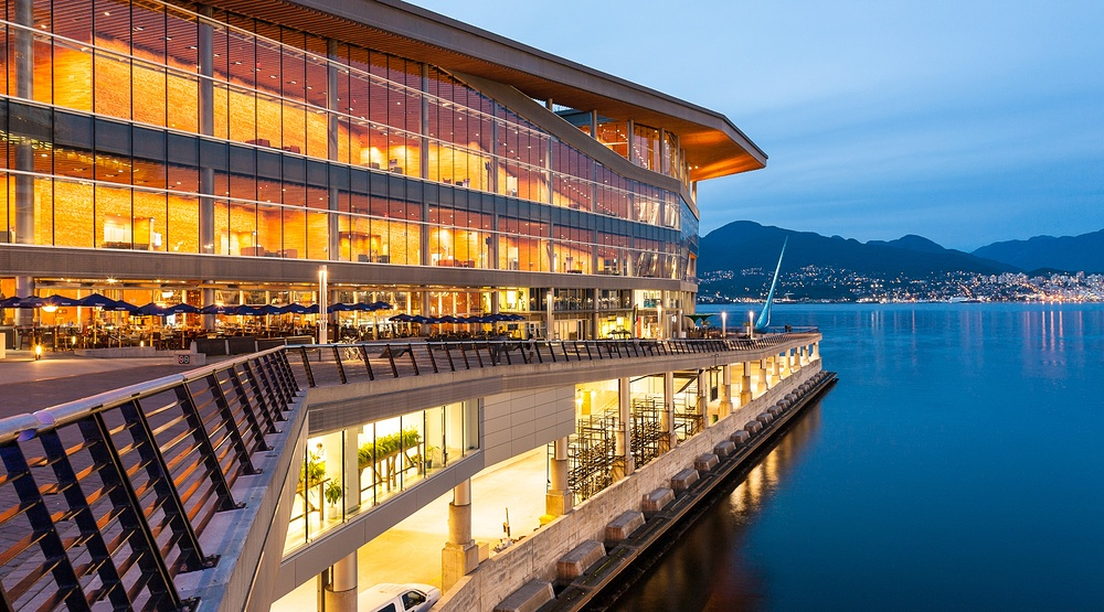 Vancouver Convention Centre (androver/Shutterstock)