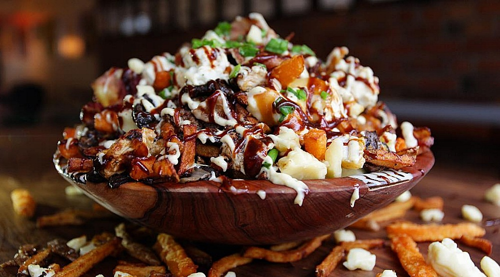 This Montreal poutine will cost you $70