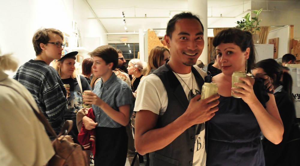 East Van galleries open doors wide for SWARM17 arts crawl
