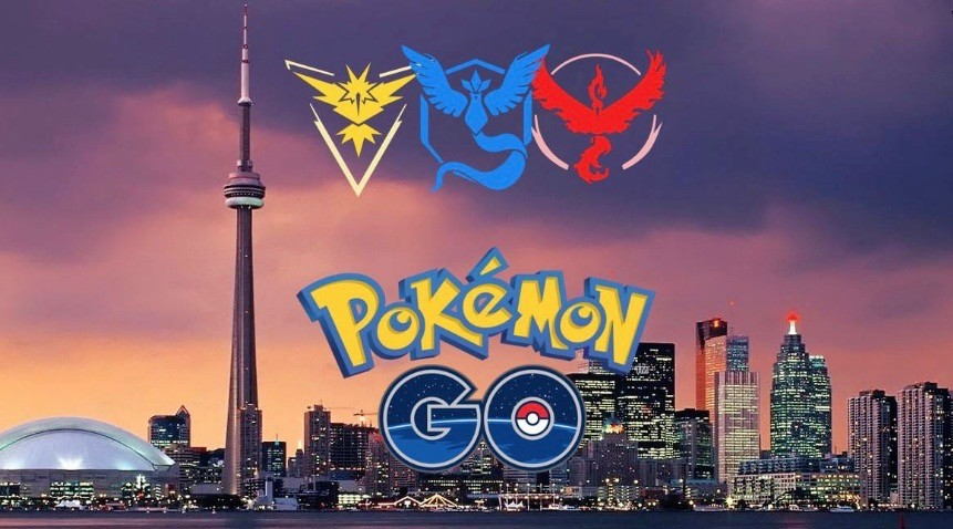 The first Pokémon GO tournament in Canada is happening in Toronto this month