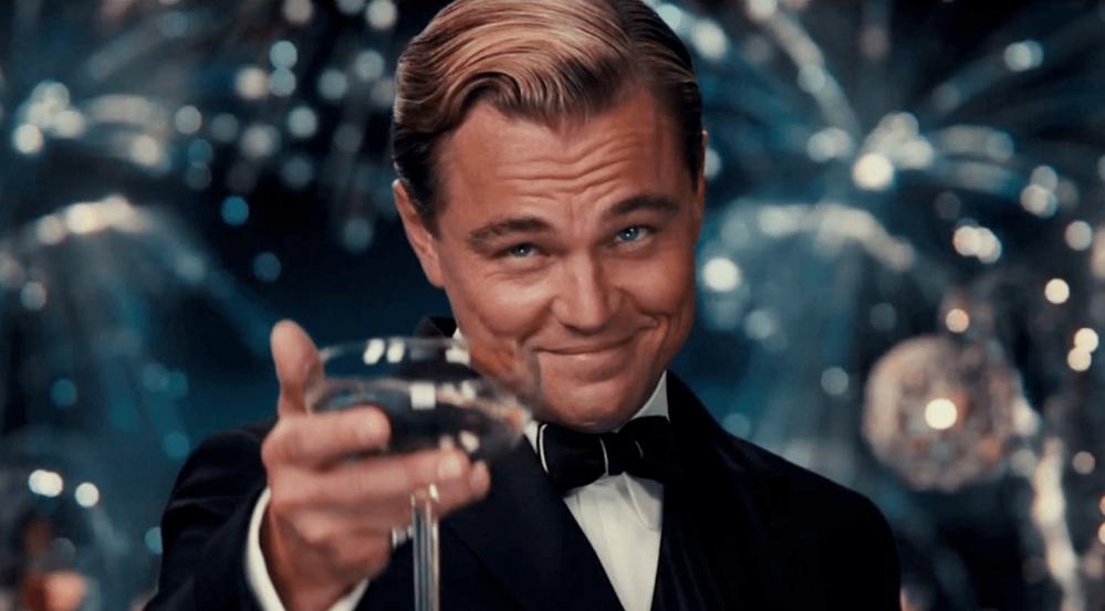 Great Gatsby / Youtube screencap