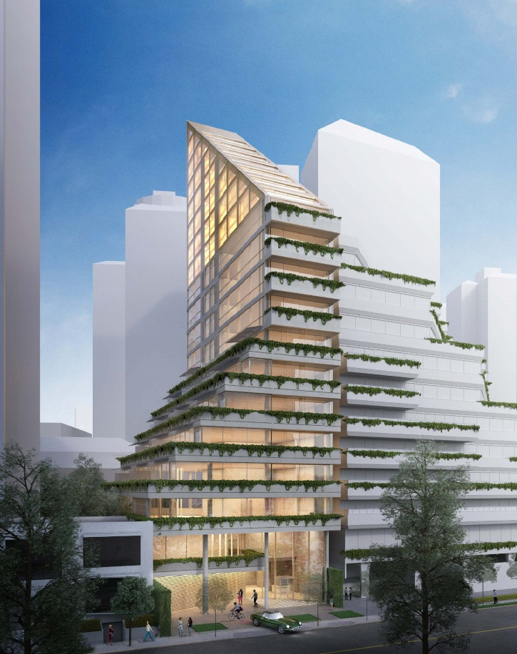 Japanese architect to build world 39 s tallest hybrid timber for Architecture hybride