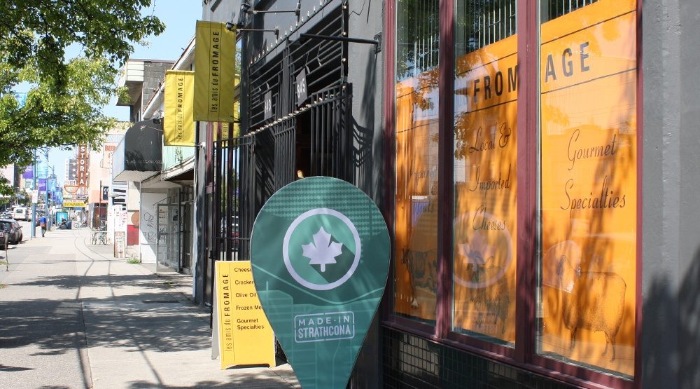 Strathcona's Hastings Street is coming back strong