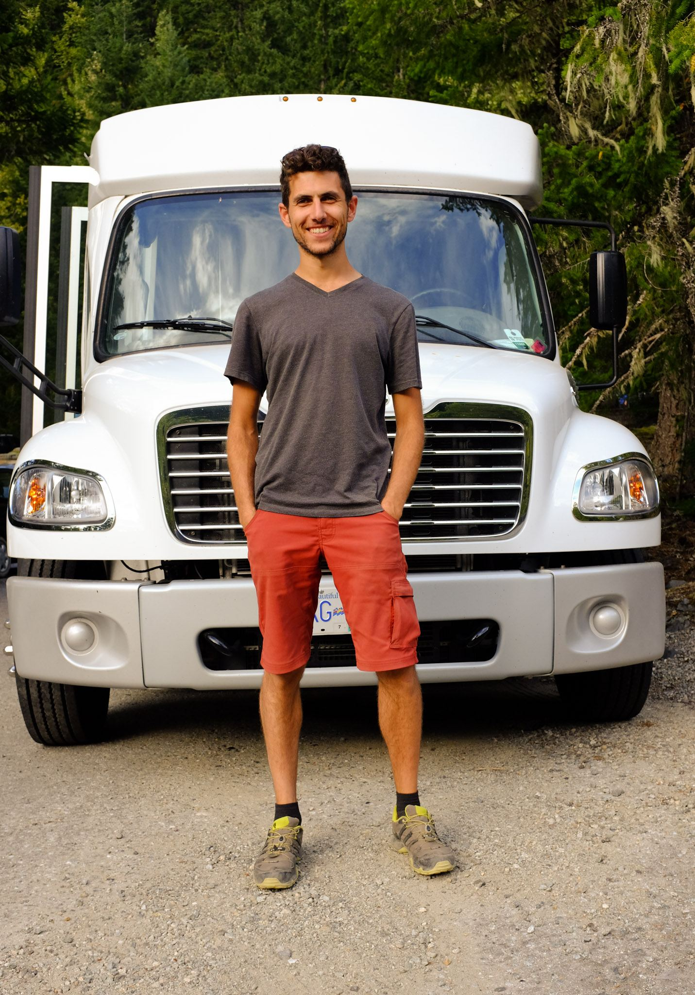 Parkbus co-founder Alex Z. Berlyand (Conrad Olson)