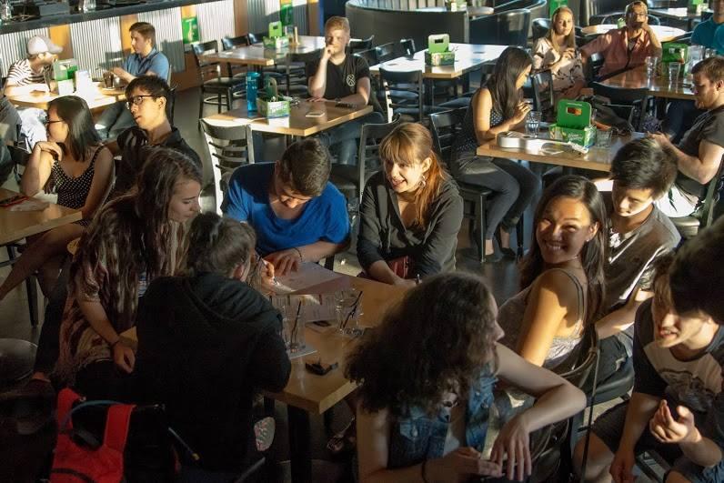Trivia at the Highland Pub at SFU (SFSS Highland Pub at SFU/Facebook)
