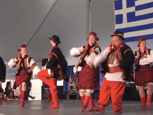 Image: Calgary Greek Festival / Facebook