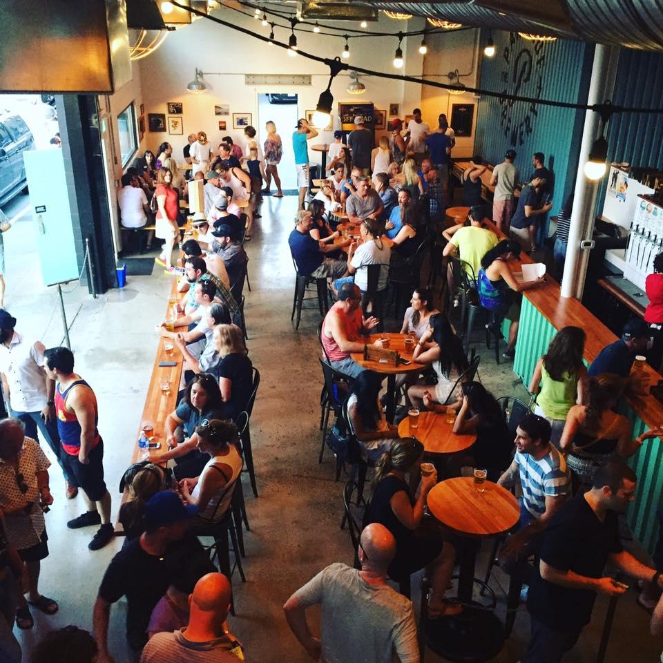 Parkside Brewery tasting room (Parkside Brewery/Facebook)