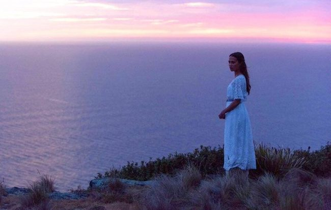 Alicia Vikander as Isabel in The Light Between Oceans - Image: Disney Pictures