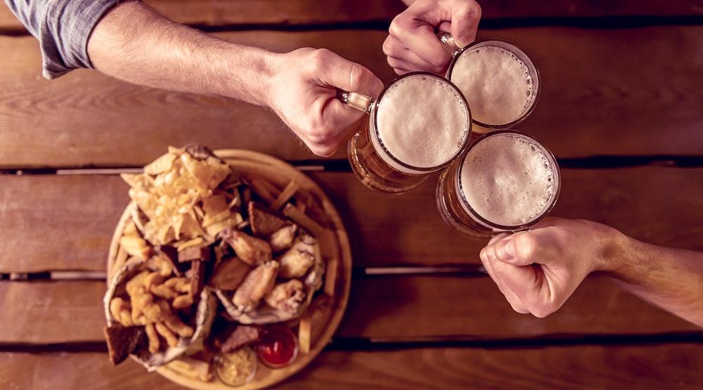 Vancouver Cheap Eats: Bar food