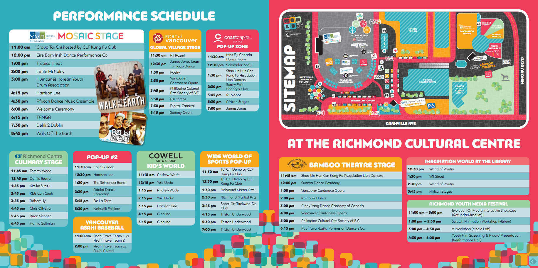 Image: Richmond World Festival