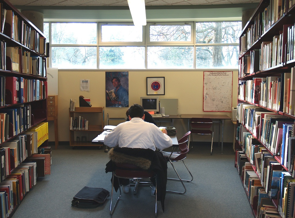 Image: UBC Library / Flickr