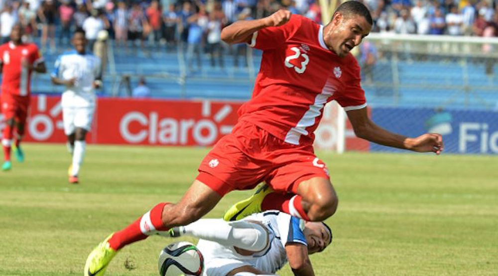 Canada's World Cup dreams take big hit after 2-1 loss to Honduras