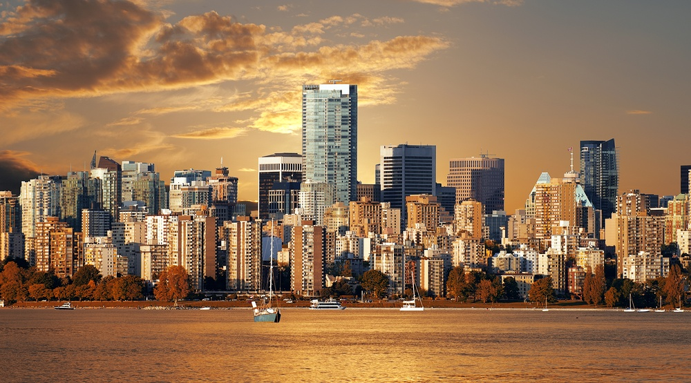 Vancouver view in the fall josef hanusshutterstock
