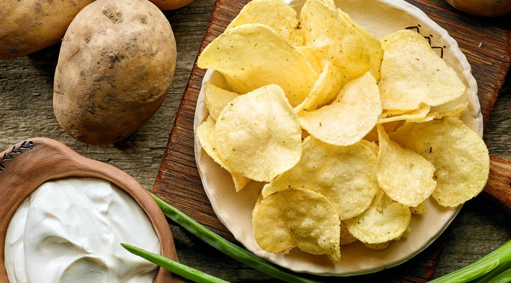 How eating potato chips can take you around the globe