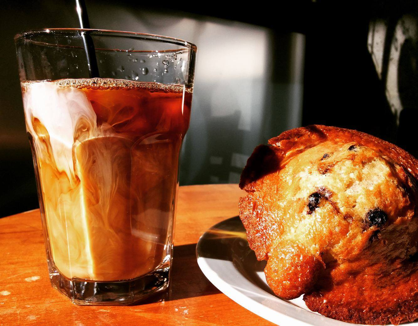 Get an iced coffee at Higher Grounds at SFU (SFSS Higher Grounds Coffee & Ladle/Facebook)