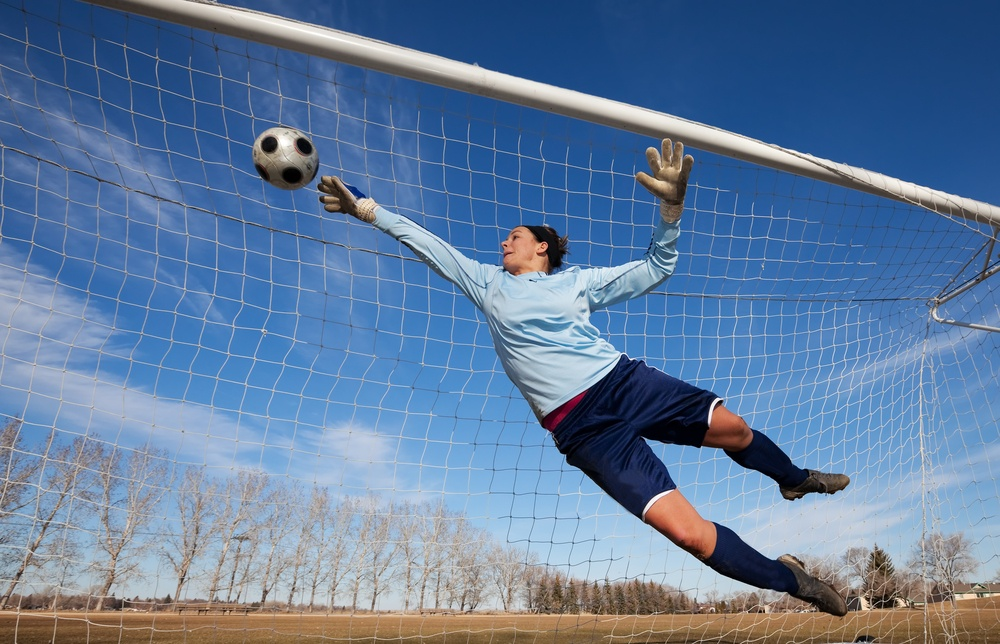 Soccer player (Stephen Mcsweeny/Shutterstock)