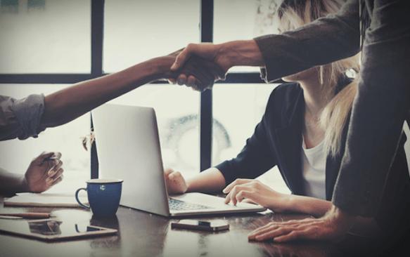 Handshake/ Shutterstock