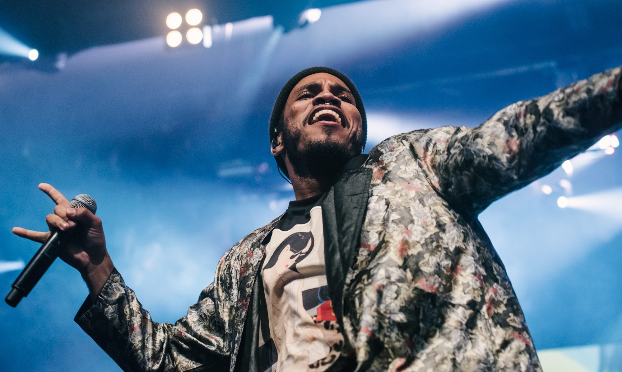 Concert Review: Anderson .Paak grooves through sold-out show at The Vogue Theatre (PHOTOS)