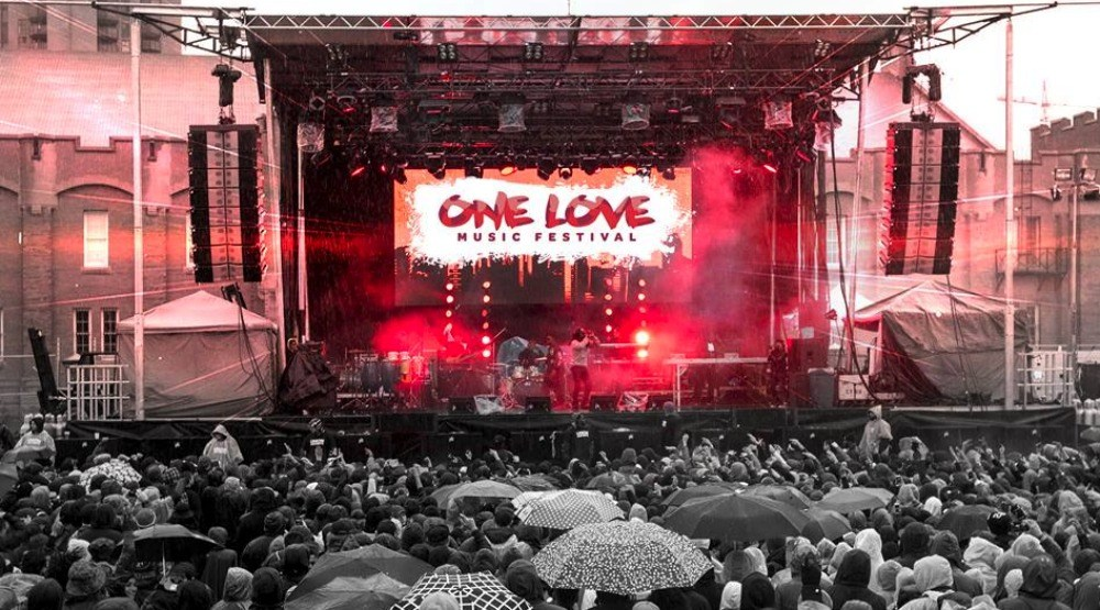 Win 2 tickets to One Love Music Festival (CONTEST)