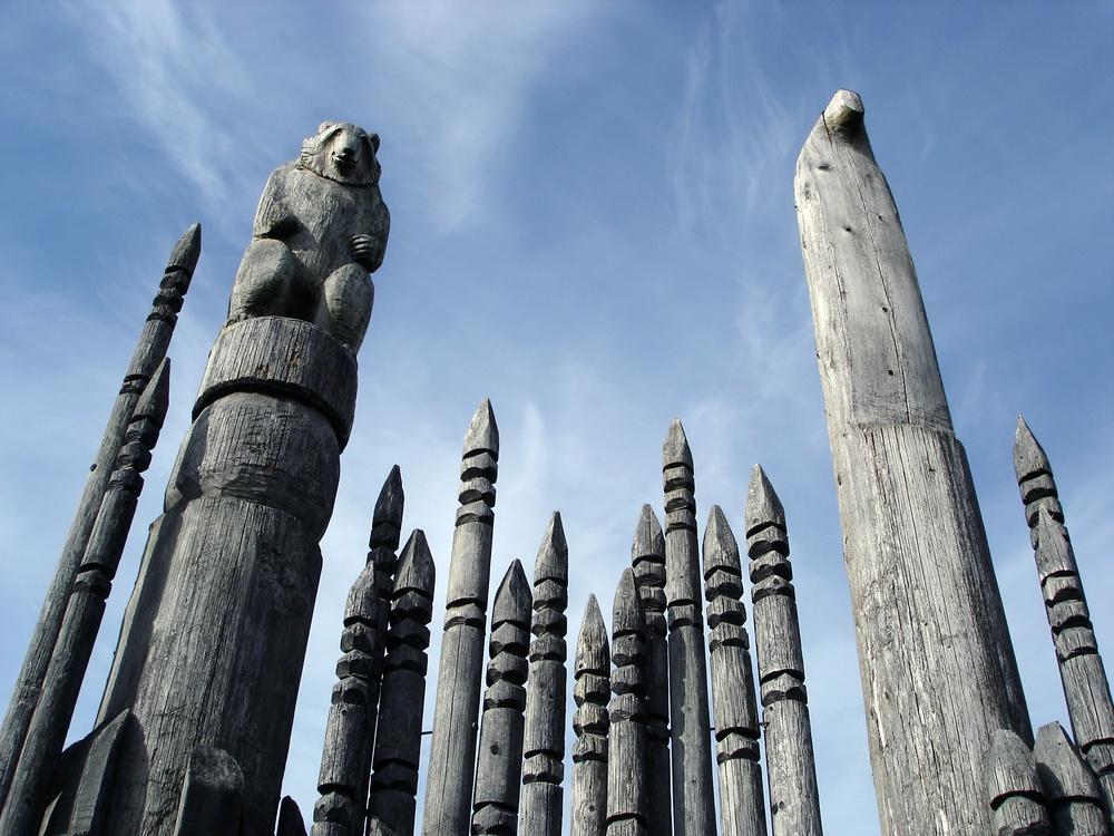 The Playground of the Gods near SFU (Marius M. Grecu/Shutterstock)