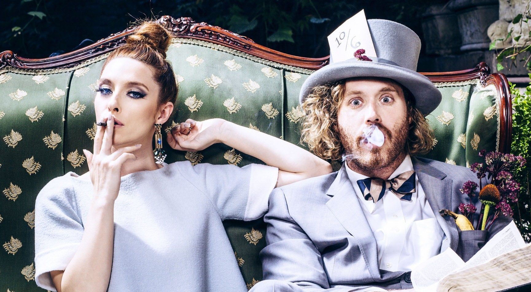 Kate and tj miller are in town on the meticulously ridiculous tour ticketfly