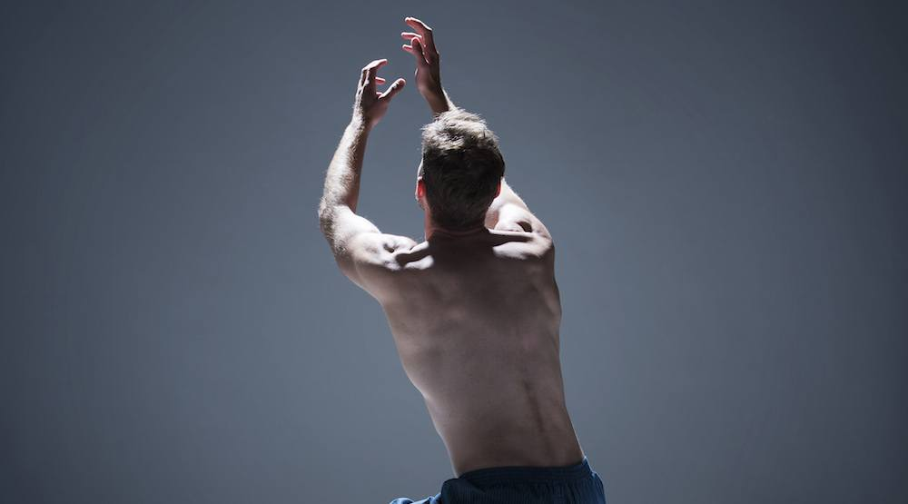 Angels in america shirtless