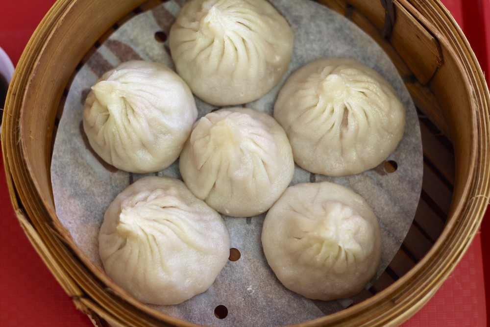 Xia Long Bao from R&H (Lindsay William-Ross/Daily Hive)