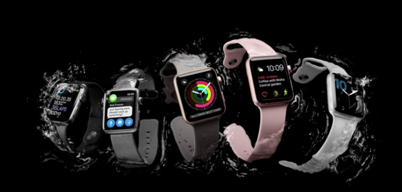 The new Apple Watch 2 (Apple)