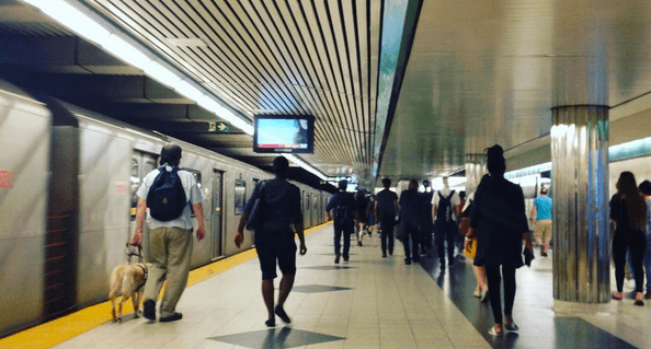 Back-to-back crises on the TTC cause commuter chaos on Thursday