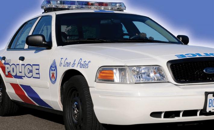 new toronto police squad cars