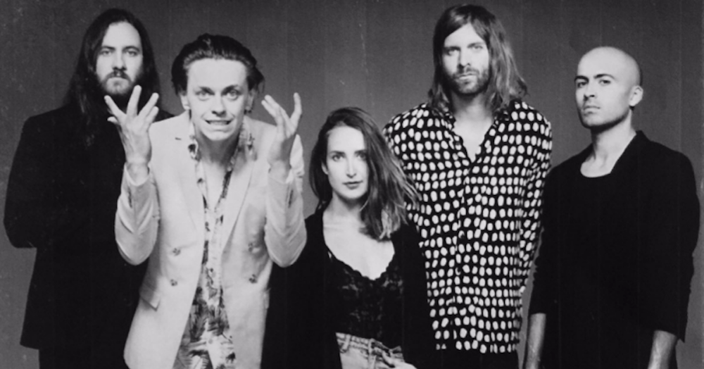 Toronto's July Talk return for two shows in October