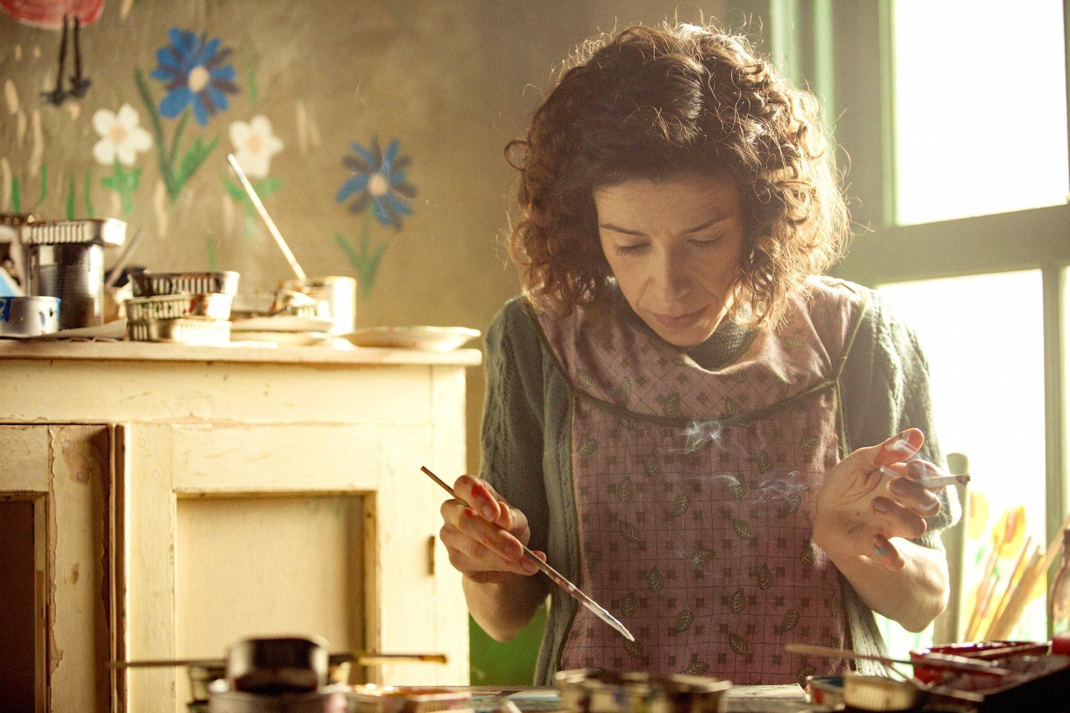 A screenshot from Maudie starring Sally Hawkins (CIFF)