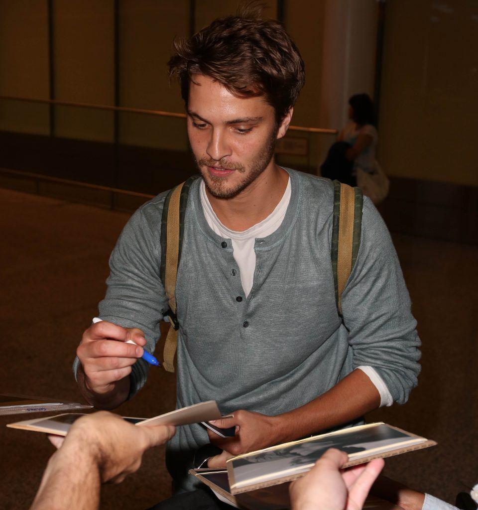 Luke Grimes Toronto TIFF