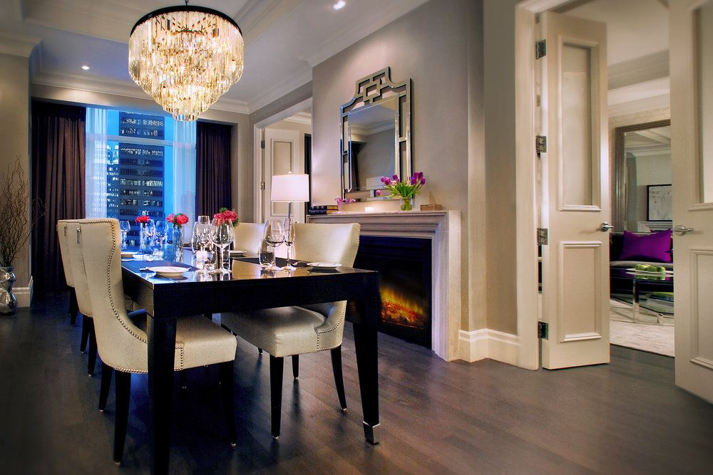 Inside The Top Toronto Hotel Suites Celebrities Stay At