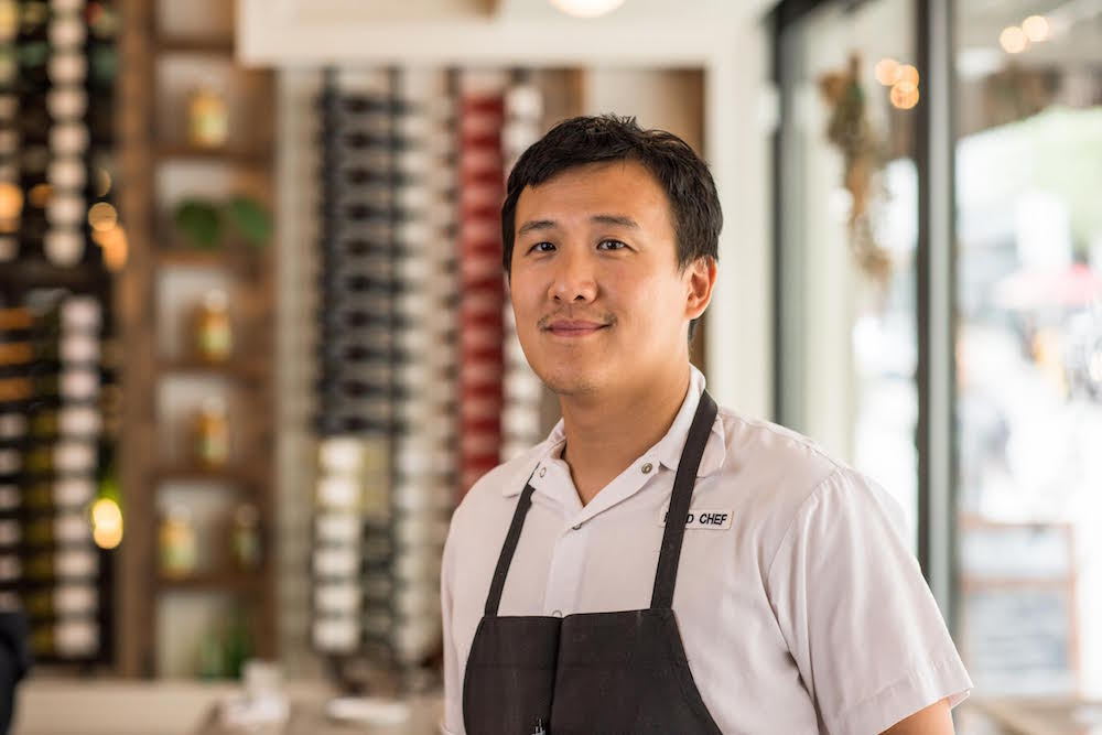 Chef Jack Chen of Royal Dinette in Vancouver (Photo courtesy Royal Dinette)