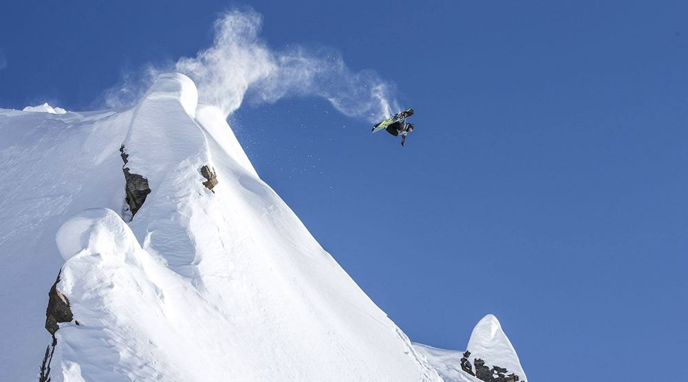 Travis Rice premieres new epic snowboarding movie this weekend in Vancouver (CONTEST)